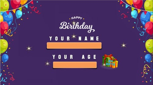 BirthdayGame