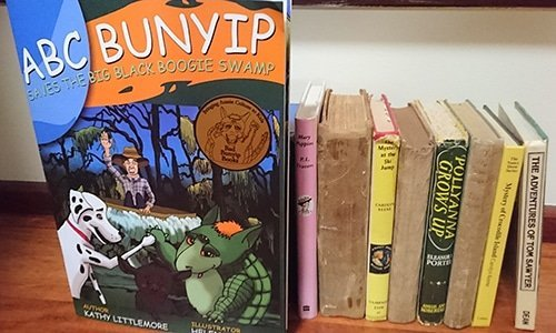 ABC Bunyip-Book kathylittlemore