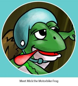 Character-Wayne-the-Motorbike-Frog-With-Name